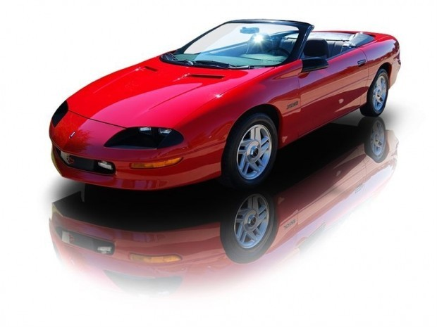 1996 Camaro Convertible Top