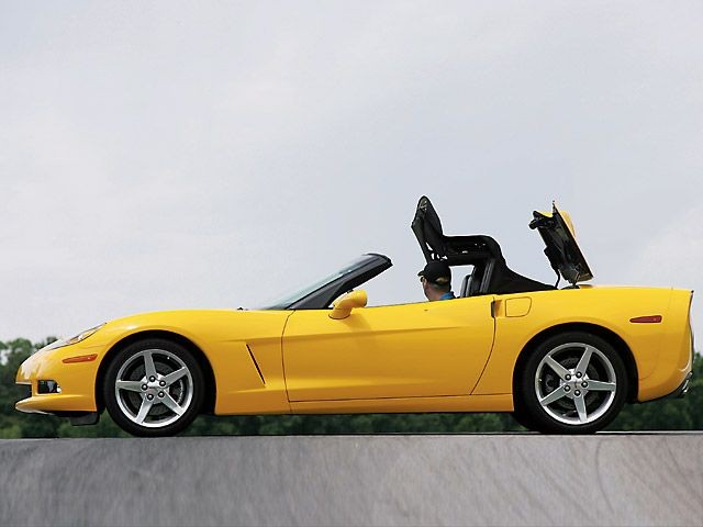 2005 Corvette Convertible Top
