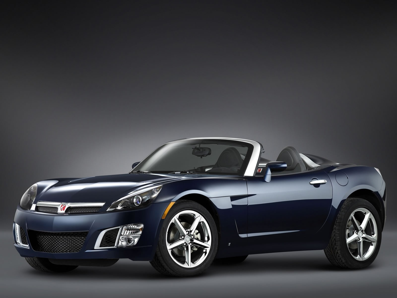 2007 Saturn Sky Convertible Top