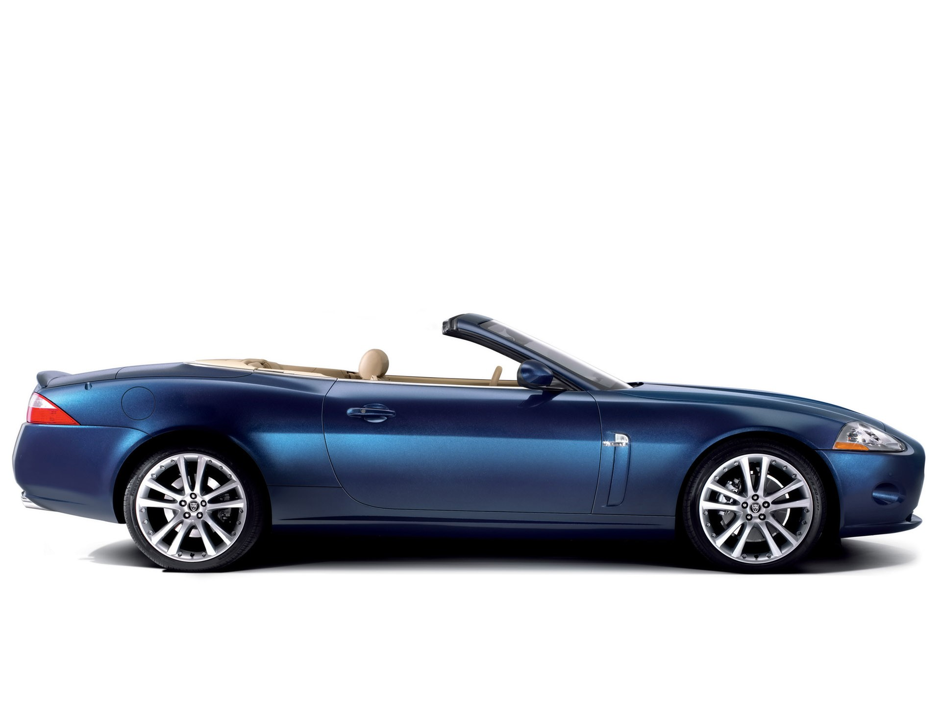 2007 XK and XKR Convertible Top