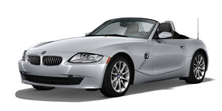 2006 BMW Z4 Roadster Convertible Top