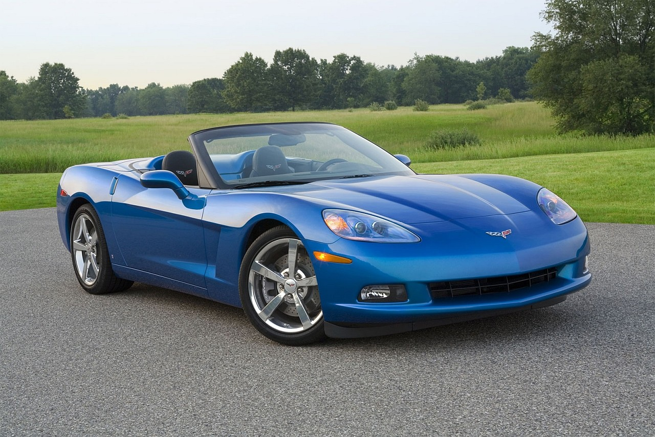 2009 Corvette Convertible Top