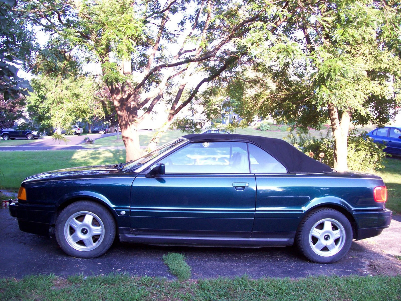 1994 Audi Cabriolet Convertible Top