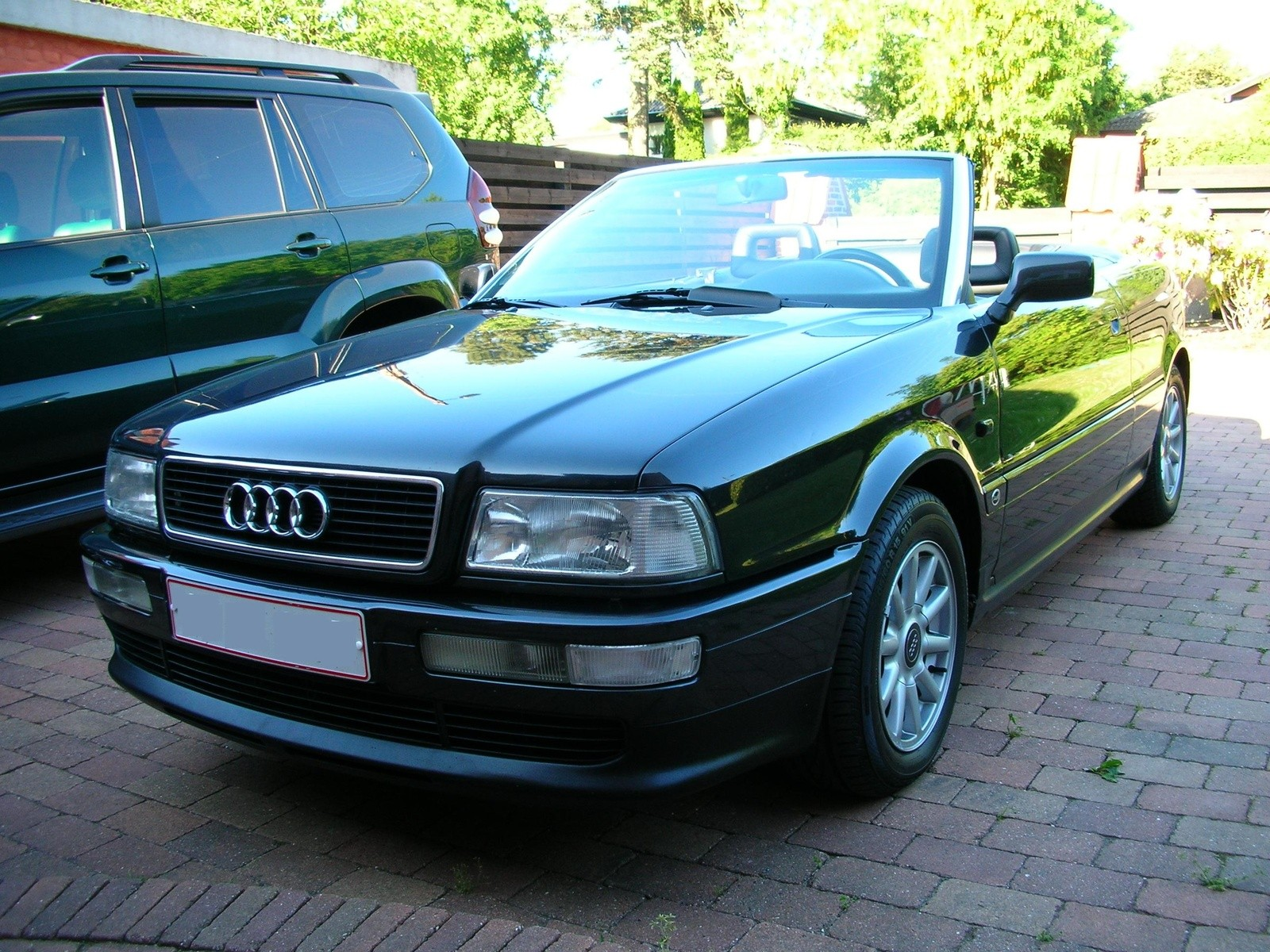 1995 Audi Cabriolet Convertible Top