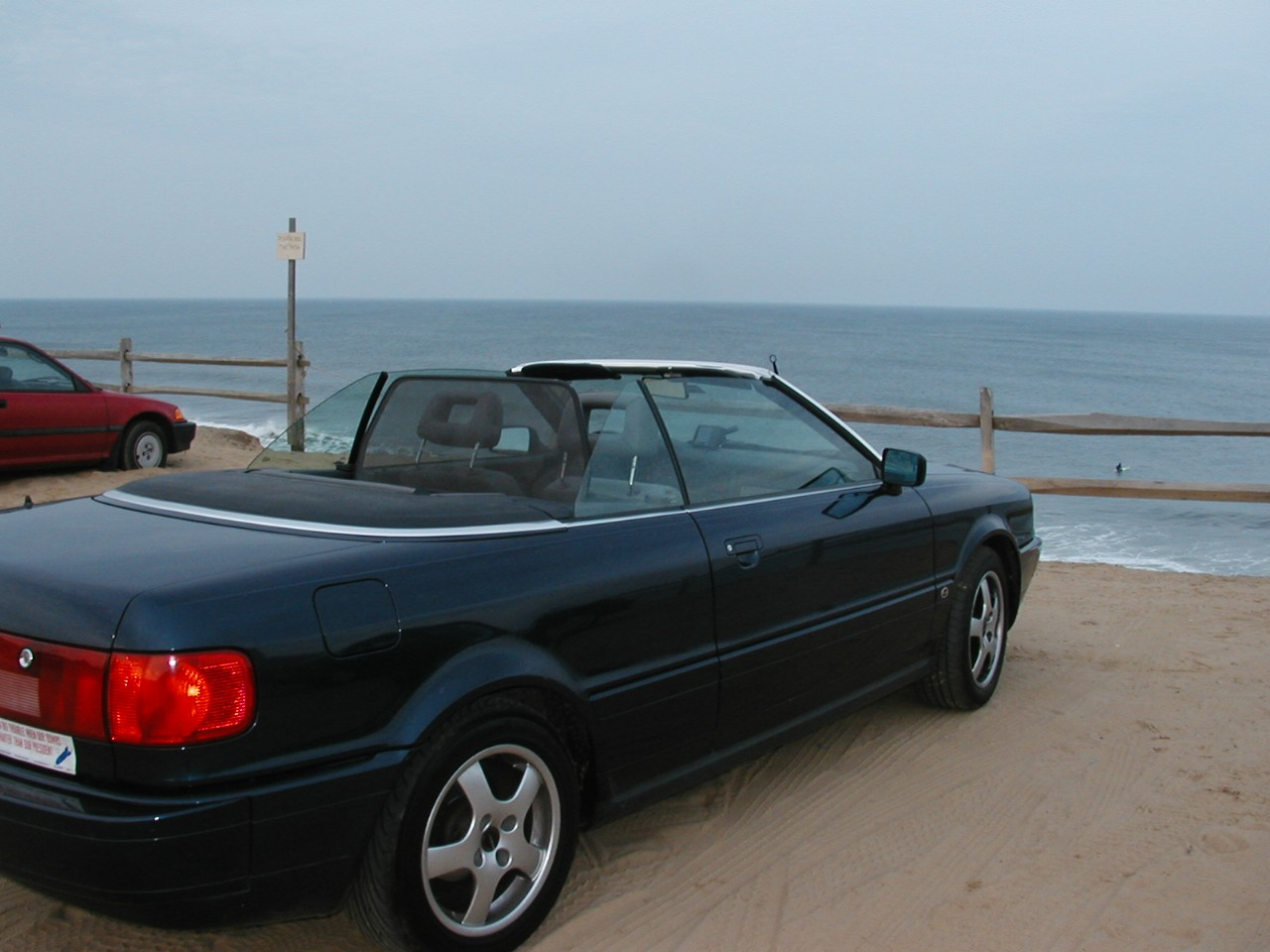 1996 Audi Cabriolet Convertible Top