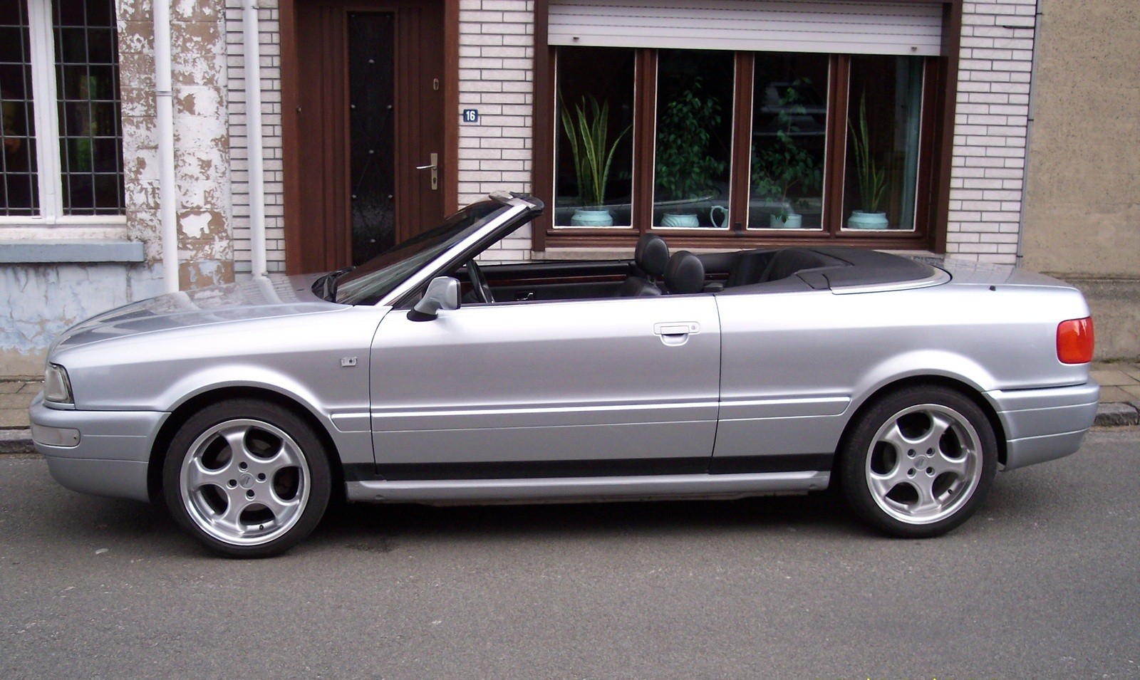1998 Audi Cabriolet Convertible Top