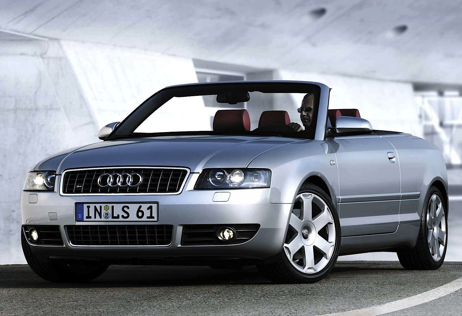 2004 Audi A4, S4, RS4 Convertible Top