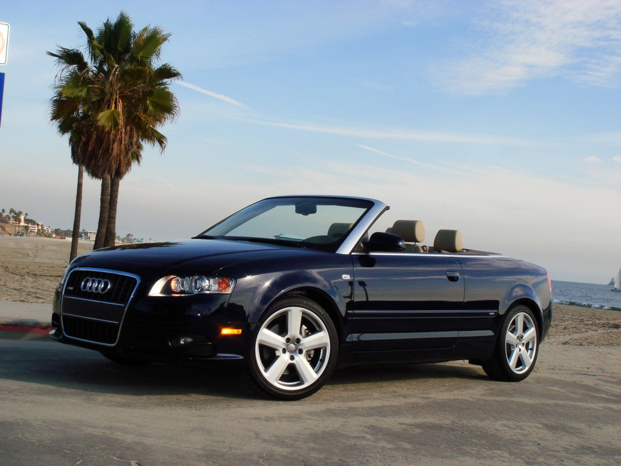 2008 Audi A4, S4, RS4 Convertible Top