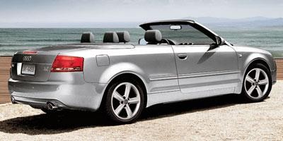 2009 Audi A4, S4, RS4 Convertible Top