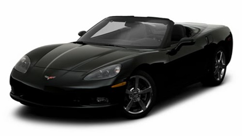 2010 Corvette Convertible Top