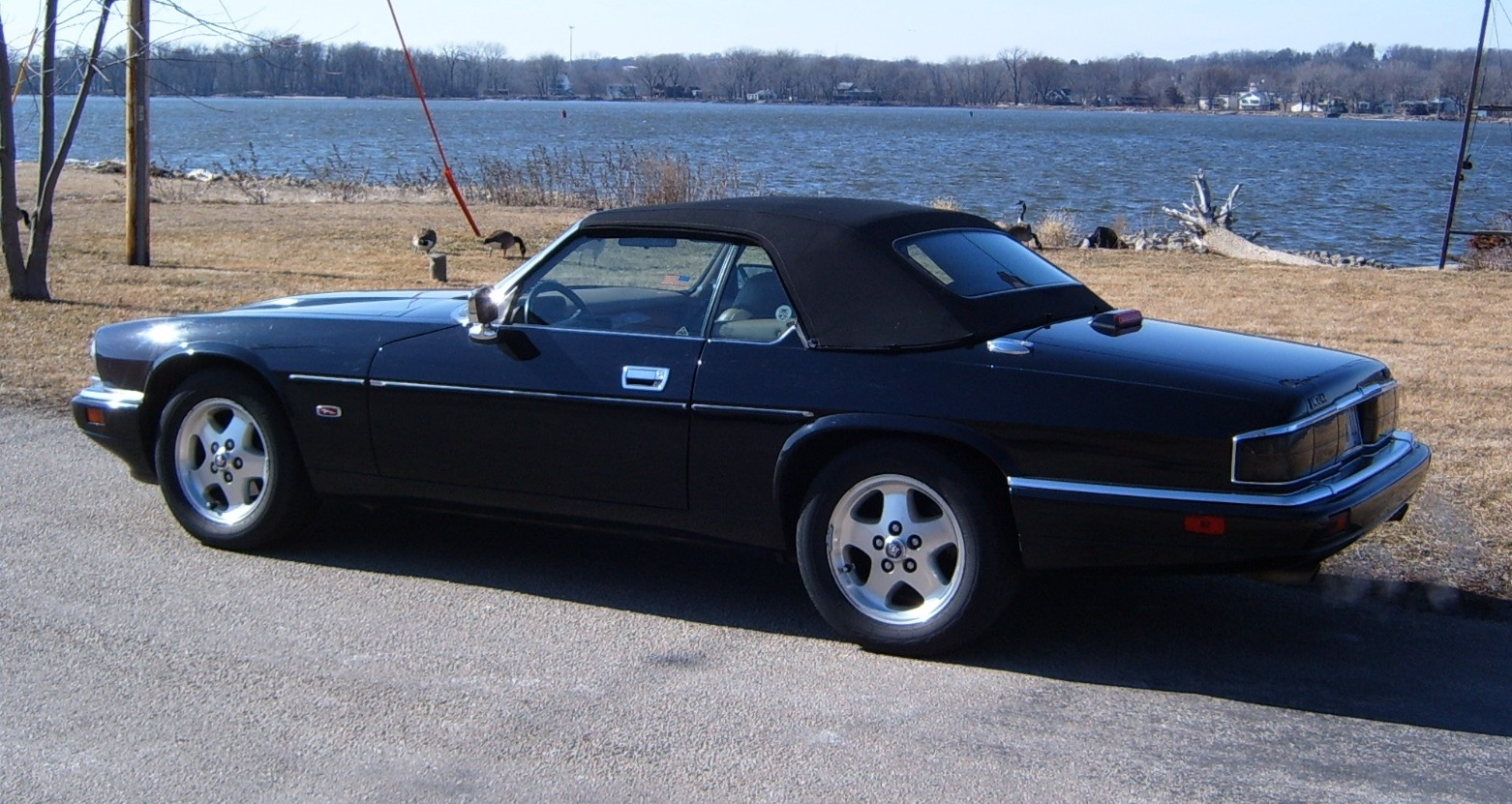 1989 Jaguar XJS Convertible Top