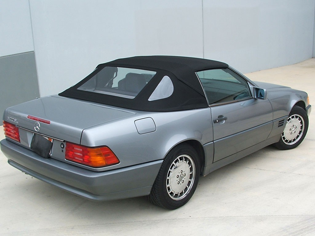 1990 Mercedes Benz SL Convertible Top
