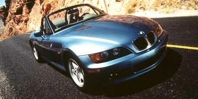 1998 BMW Z-3 Convertible Top