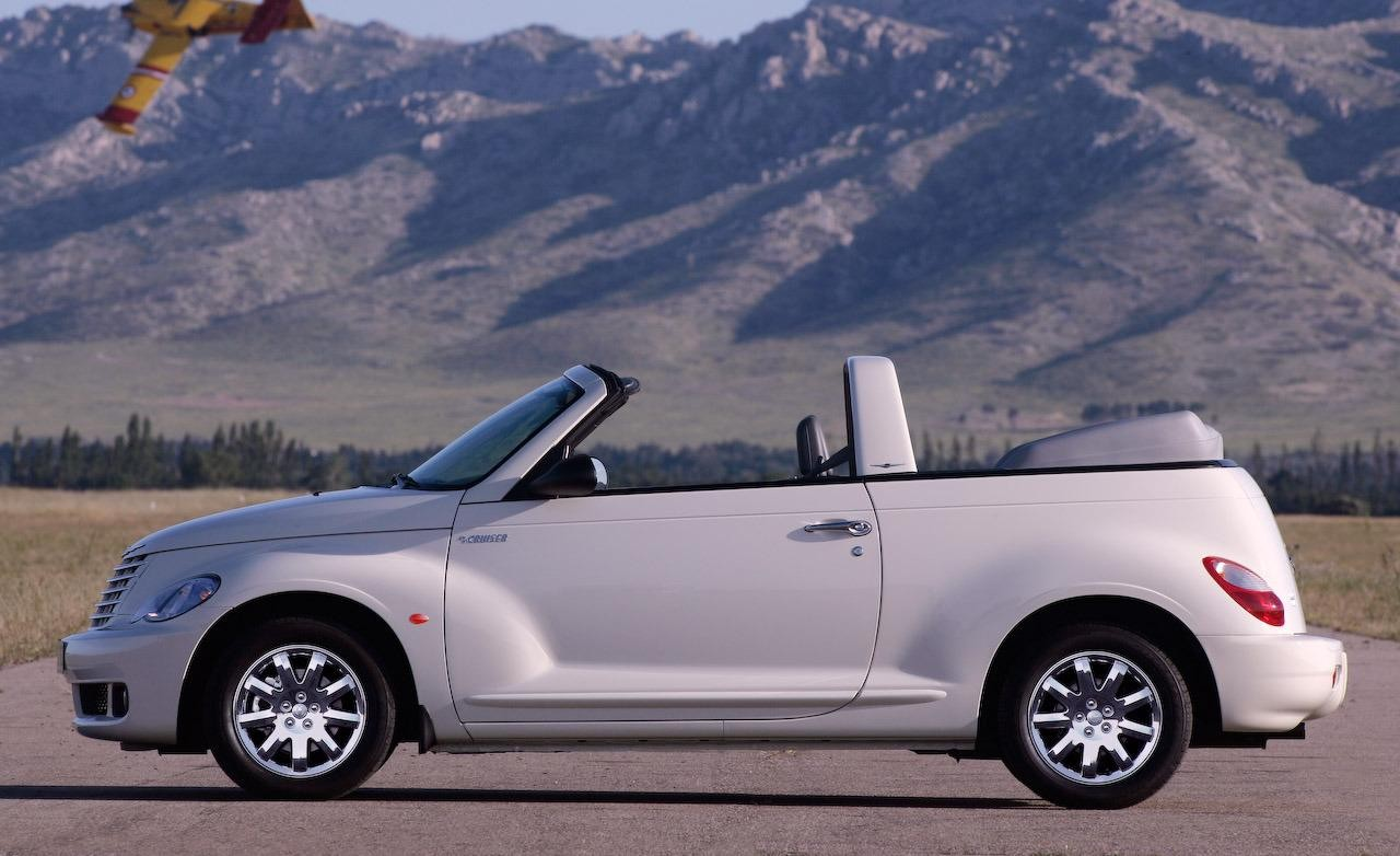 2004 PT PT Cruiser Convertible Top